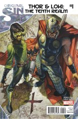 THOR & LOKI THE TENTH REALM #1 VARIANT